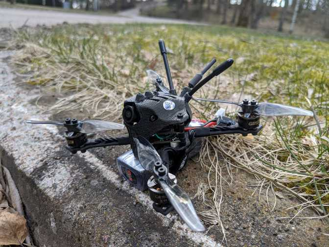 GEPRC Skip3 HD: Max performance HD toothpick drone