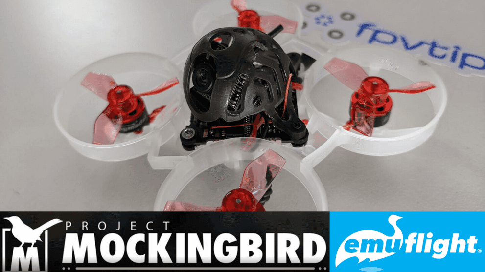 Mobula6 EmuFlight and Project Mockingbird setup guide