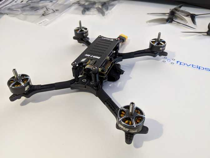 Holybro Kopis2 HDV with DJI digital FPV system