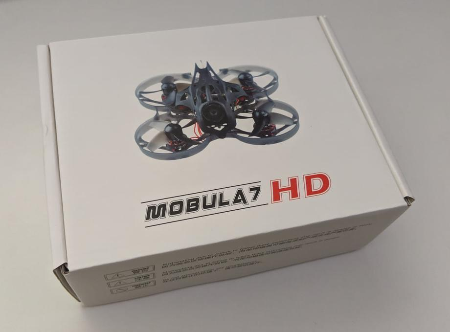 Mobula7 HD box