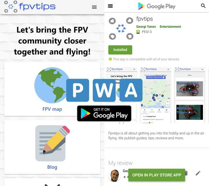 How to publish a PWA on the Google Play store