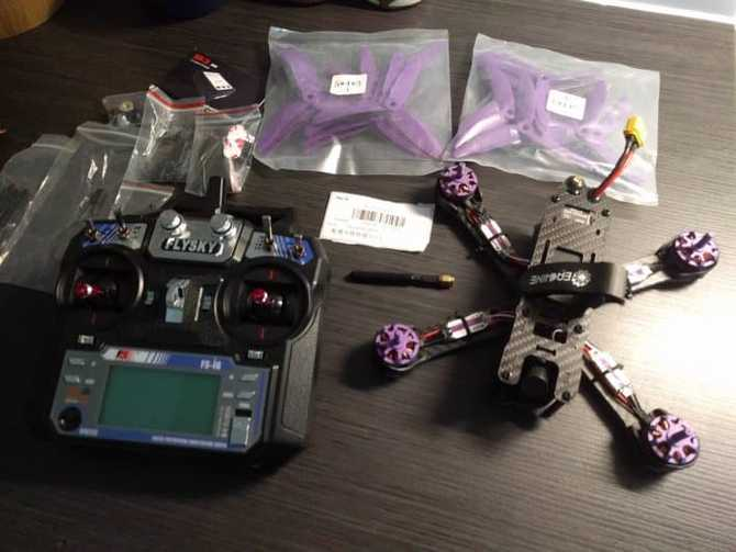How to get started with FPV quads
