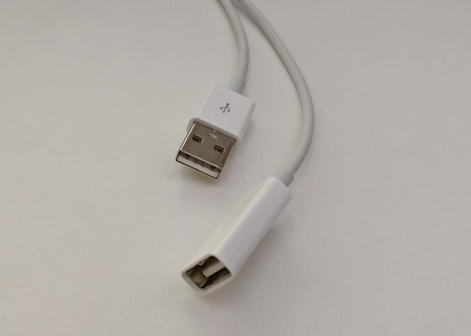 Male USB to Female USB cable